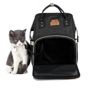 猫きゃりーバッグ ペットバッグ リュック キャリー 小型犬 小動物 2way お出かけ 人気 軽い WinSun shopnoa