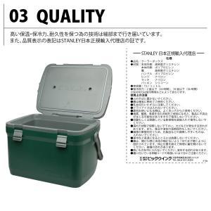 STANLEY(スタンレー) クーラーボックス 15.1L ホワイト 01623-026 (日本正規...