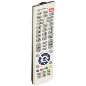 OHM シャープ アクオス用 TVリモコン AV-R320N-SH|shopnoa