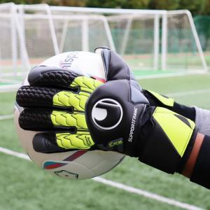 ウールシュポルト(uhlsport) サッカー GK キーパーグローブ ウールシュポルト ソフト サポートフレーム 1011097 9|shopnoa