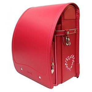 ナース鞄工 キッズアミ クラリーノ ランドセル 88104 A4フラットファイル対応 (ローズピンク) 日本製|shopnoa