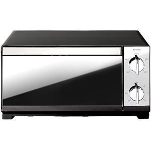 アイリスオーヤマ オーブントースター トースト4枚 温度調整機能付き POT-413-B|shopnoa