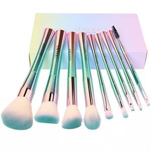 OUBEATY メイクブラシ 化粧筆 Docolor シリーズ 化粧ブラシセット 高級タクロン 超柔らかい 可愛い(9本セット)|shopnoa