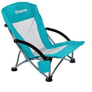 KingCamp(キングキャンプ) ローチェア あぐらチェア 椅子 折りたたみ アウトドア チェア キャンプ椅子 レジャー コンパクト 持ち|shopnoa