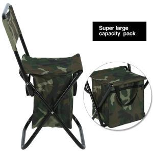 2in1バックパックチェア 椅子付リック 折りたたみ椅子|shopnoa