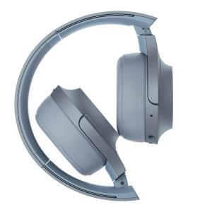 ソニー SONY ワイヤレスヘッドホン h.ear on 2 Mini Wireless WH-H800 : Bluetooth/ハイレゾ対|shopnoa