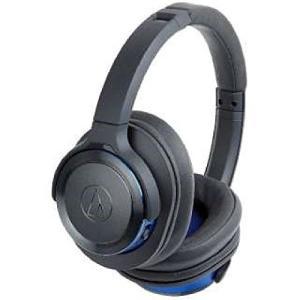 audio-technica ATH-WS660BT Bluetoothワイヤレスヘッドホン (GBL)|shopnoa