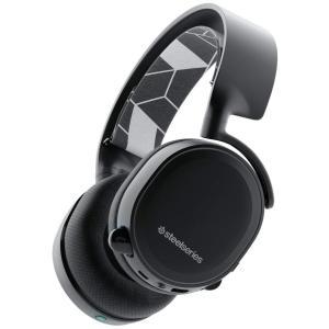 国内正規品 密閉型 Bluetoth ワイヤレス ゲーミングヘッドセット SteelSeries Arctis 3 Bluetooth 61|shopnoa