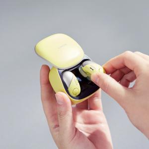 ソニー SONY 完全ワイヤレスノイズキャンセリングイヤホン WF-SP700N YM : Bluetooth対応 左右分離型 防滴仕様 2|shopnoa