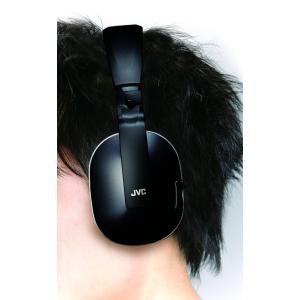JVC HA-WD100 密閉型ワイヤレスヘッドホン 2.4GHzデジタルワイヤレス方式採用(テレビ向け) ブラック|shopnoa