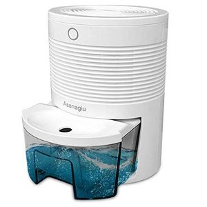 除湿機 除湿器 コンパクト 小型 2019最新版 梅雨・湿気対策 衣類乾燥 部屋干し カビ防止 省エネ 消臭 25DB静音 自動停止機能付き|shopnoa