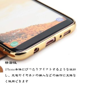 Galaxy S10 ケース 手帳型 クリア キラキラ 高級なPUレザー カード収納 衝撃吸収 ブランド スマホケース (Galaxy S1|shopnoa