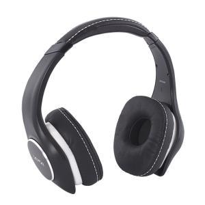 DENON MUSIC MANIAC 密閉型オンイヤー・ヘッドホン(ヘッドフォン) AH-D340 ブラック 並行輸入品|shopnoa