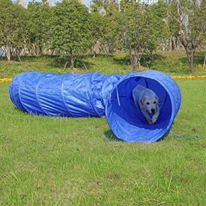 PAWZ Road プレイトンネル ペットトンネル トンネル ボールハウス 子供用 大中小型犬 猫 小動物 トレーニング 室内・室外遊具 遊|shopnoa