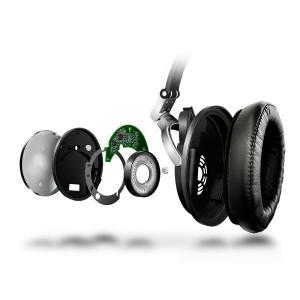 DENON 密閉型オーバーヘッドヘッドホン ノイズキャンセリング ブラック AH-NC800K|shopnoa