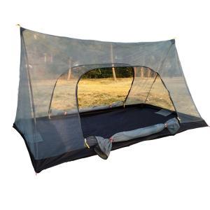 FLYFLYGO モスキートネット (蚊帳) 超軽量携帯式テント キャンピング、キャンプ、アウトドアに|shopnoa