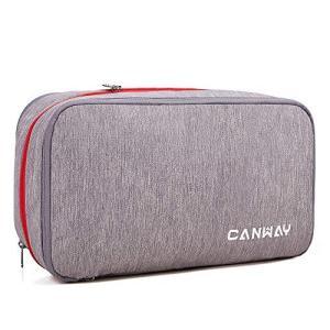CANWAY圧縮バッグ 収納バッグ 衣類圧縮バッグ ファスナー圧縮スペース50%節約 衣類仕分け 簡単圧縮 超大容量 コンパクト 便利グッズ|shopnoa