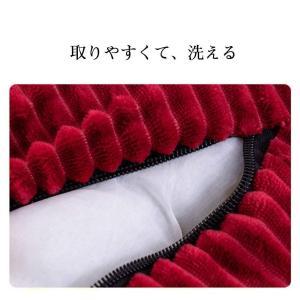 ペット ベッド 洗える ソファー モコモコ クッション スクエア 安眠 ベッド 犬 猫 寝台 四季通用 マット ぐっすり眠る 休憩所 かわい|shopnoa