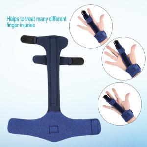 指サポーター バネ指サポーター 通気 関節保護 手首固定 中指 人差し指 ばね指 バネ指 突き指 腱鞘炎 フィンガーサポーター|shopnoa