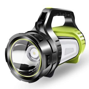 FastDeng 強力充電式LED懐中電灯明るい超高輝度|shopnoa