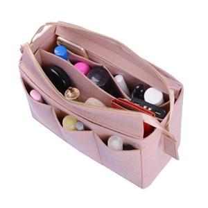 APSOONSELL Felt Bag Organizer Bag in Bag Insert 軽量...
