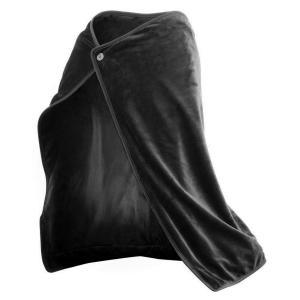 電気 ブランケット USB 毛布 膝掛け 肩掛け 洗濯可能 ひざ掛け (100x70cm)|shopnoa
