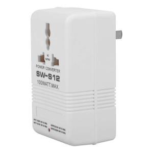 電圧コンバータ 変圧器 海外旅行用変圧器.アップ/ダウントランス 昇圧・降圧兼用変圧器 110V/120V220V/240V自由変換 双方向