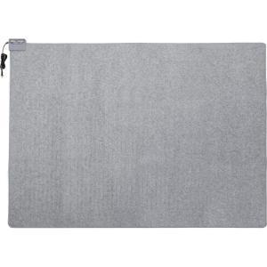 アイリスオーヤマ ホットカーペット 3畳 室温センサー付き 195×235cm グレー HCM-T2420-H|shopnoa