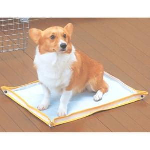 アイリスオーヤマ おでかけ犬トイレ ワイドサイズ イエロー ODT-W|shopnoa