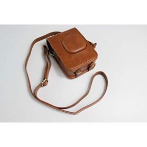 Fujifilm Fuji 富士 Instax Mini LiPlay カメラケース カメラカバー カメラバッグ カメラホルダー、KOOWL|shopnoa