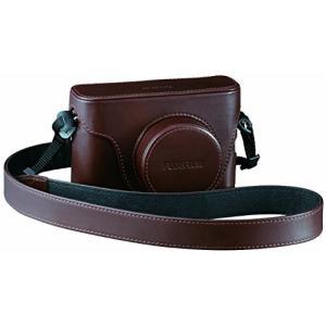 FUJIFILM デジタルカメラケース ブラウン F LC-X100S|shopnoa