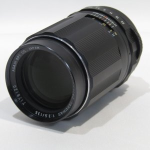 ASAHI PENTAX ペンタックス Super-Multi-Coated TAKUMAR 135mm USED美品 送料無料|shopping-ecoeco