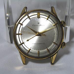 手巻き腕時計 シチズンアラーム4H 17石 パラショック 送料無料|shopping-ecoeco