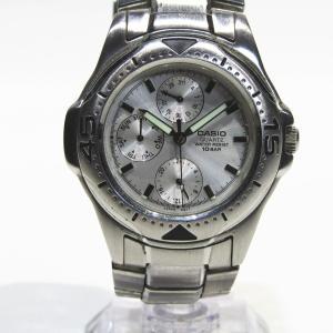 カシオ 10BAR ダイバータイプ腕時計 MTD-1046 USED品 送料無料|shopping-ecoeco