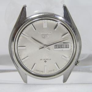 自動巻き腕時計/セイコー5 DX 25石 デイデイト 送料無料|shopping-ecoeco