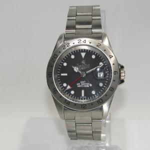 スパドリーニ メンズ腕時計 GMT AIR MASTER USED美品 送料無料|shopping-ecoeco
