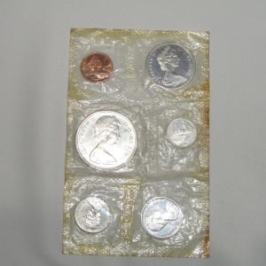 カナダコイン6種 カナダ連邦100周年記念コイン 送料無料|shopping-ecoeco