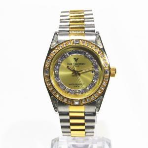 アイザック バレンチノ Izax Valentino メンズ腕時計 IVG-1000-3 USED美品 送料無料|shopping-ecoeco