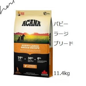 アカナ Acana パピーラージブリード  大型犬子犬用 11.4kg|shopping-hers