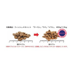 Fish4Cats フィッシュ4キャット イワシ 400g|shopping-hers|03
