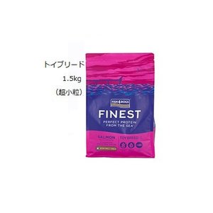 Fish4Dogs フィッシュ4ドッグ トイブリード 超小粒 1.5kg|shopping-hers