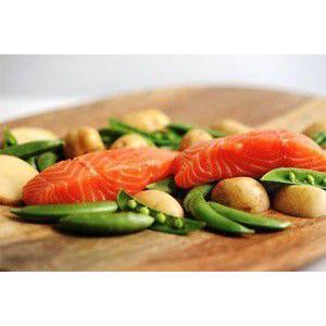 Fish4Dogs フィッシュ4ドッグ コンプリートサーモン小粒 6kg 賞味期限2021.01.21+75gx2袋|shopping-hers|02