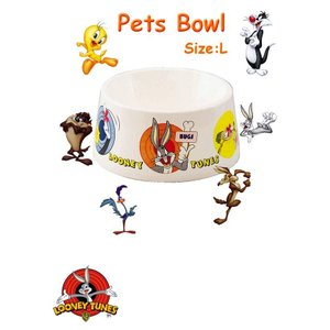 Pets Bowl ルーニー食器 L|shopping-hers