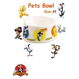 Pets Bowl ルーニー食器 M|shopping-hers