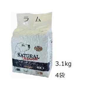 ナチュラルハーベスト メンテナンス 4袋セット (3.1kgx4)賞味期限2021.01+フィッシュ4ドッグムース100g|shopping-hers