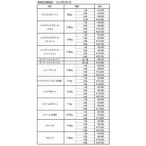 ナチュラルハーベスト メンテナンス 4袋セット (3.1kgx4)賞味期限2021.01+フィッシュ4ドッグムース100g|shopping-hers|04