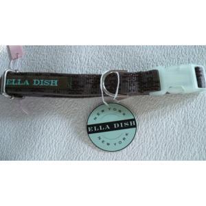Ella Dish ナイロン製 カラー ブラウン S|shopping-hers