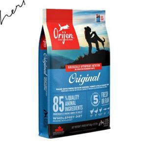 Orijen オリジン オリジナル (子犬〜高齢犬) 5.9kg+アーテミスアガリクス60gx2袋|shopping-hers