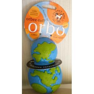 Planet Dog Orbee-tuff ブルー ラージ shopping-hers