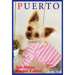 Puerto・サンマルコボーダーT|shopping-hers
